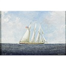 "Robert J. Lie, Sailing ship ""Atlantic"""