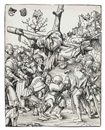 Lucas Cranach the Elder, The Martyrdom of Peter (from The Martyrdom of the Apostles series)