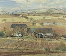 James McIntosh Patrick, The Sidlaws from Birkhill