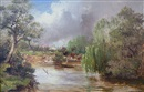 James Peele, Yarra River, Melbourne