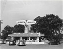 John Vachon, Roadside diner (+ Hub cap display, U.S.1, New Jersey, July; 2 works)