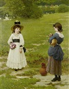 George Dunlop Leslie, The town and country mouse