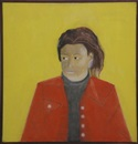 Craigie Aitchison, Girl in a red blazer