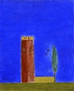 Craigie Aitchison, Tower, Castelnuovo