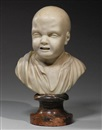 Anonymous-European (18), Bust of a crying child