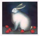 Igor Galanin, Rabbit with strawberries - I