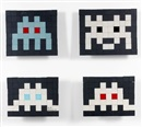 Invader, Hollywoodee (+ 3 others; 4 works)
