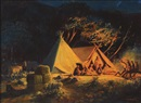 Edward Burns Quigley, Wild horse camp