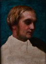 George Frederick Watts, Portrait of Archdeacon Fisher