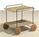 Carl Auböck Jr., Serving trolley