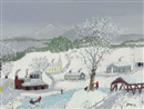 Grandma Moses, Snow ball
