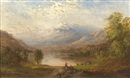 Robert Scott Duncanson, The Apennines, Italy