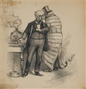 Thomas Nast, Free smoke