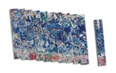 Nancy Graves, Untitled no.2 (Blue) (in 2 parts)