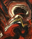 Kazuo Shiraga, Work