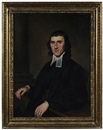 Charles Willson Peale, A clergyman (Dr. William Schaffer, minister?)
