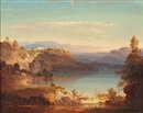 Karl Gottfried Traugott Faber, See in Oberitalien