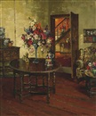 Herbert Davis Richter, In the drawing room