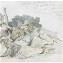 William Armstrong, Rocky shore (+ Country path; 2 works)