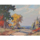 Manly Edward MacDonald, Autumn landscape
