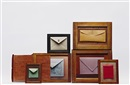 Andrew Bush, Untitled (Envelopes) (in 7 parts)