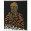 Alice Neel, Portrait of a man