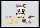 Louis Vuitton, Petit Pamda(stuffed toy)