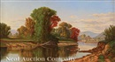 Robert Scott Duncanson, Ohio River Valley Landscape