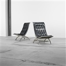 John Vesey, Maximilian lounge chairs (pair)