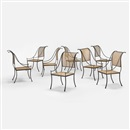 John Vesey, Dining chairs (set of 8)
