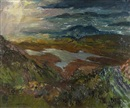 Mary Nicol Neill Armour, Firth of Clyde from Fairlie Moor Road
