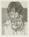 Lucian Freud, The painter's doctor