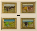 Arthur Armstrong, The Four Seasons (4 works)