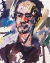 Brian McMahon, Portrait of the Poet Douglas James