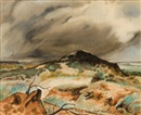 Charles Taylor Bowling, Storm over the hillside