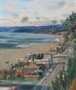 Larry Cohen, View of the Coast Santa Monica