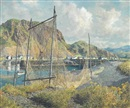 James McIntosh Patrick, Hot noon, Easdale near Oban