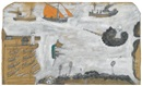 Alfred Wallis, St. Ives Bay with Godrevy