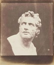 William Henry Fox Talbot, Bust of Patroclus