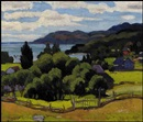 Randolph Stanley Hewton, Looking Towards Murray Bay, PQ