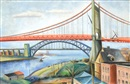 Abraham Harriton, Triborough Bridge