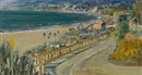Larry Cohen, View from the California Incline