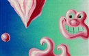 Kenny Scharf, Upside-down-Bergman