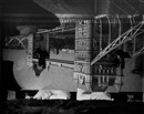 Abelardo Morell, Camera Obscura Image of the Tower of London in the Tower Hotel