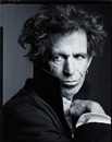 Mark Seliger, Keith Richards, NYC