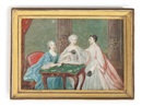 Louis Nicolas van Blarenberghe, Three ladies at a gaming table