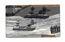 Alfred Wallis, Gunboats in Wartime