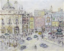 Evelyn Abelson, Piccadilly Circus