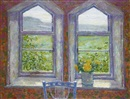 Jack Millar, Cottage window, Yorkshire Dales