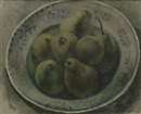 Pavel Tchelitchew, A bowl of pears